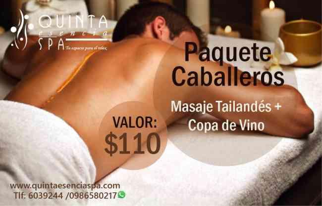Disfruta de un masaje total en el mejor spa de Quito