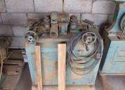 Maquinas para madera