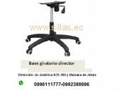 Repuestos para sillas de ofocina