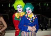 Diversion fiestas infantiles!!! payasos mimo mago hora loca baby shower 0998101096 inflables