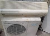 Vendo aire acondicionado split smc de 24000 btu