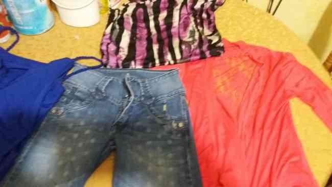 Vendo pacas de ropa americana baratisima