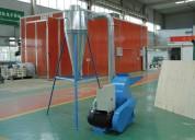 Molino triturador de biomasa a martillo electrico hasta 700 kg hora