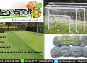 Mallas de nylon para laterales y techos de canchas