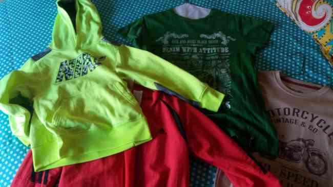 Vendo pacas de ropa americana bien barata