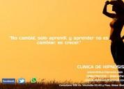 Hipnosis clínica- psicólogo