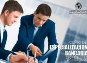 Certifica en la escuela de especialización bancaria