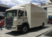 camiones para mudanzas y fletes megavictrans
