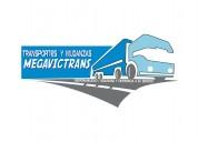 Transporte de carga pesado, liviana y mudanzas en una forma segura