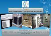 Servicio técnico en climatizacion, refrigeración y electricidad