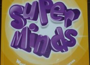 Vendo libro sin usar super minds cambridge workbook 5