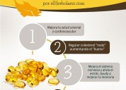 venta de colÁgeno y omega 3 6 y 9