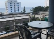 Vendo Espectacular Departamento En Manta - Rosana Cocios 3 dormitorios 105 m2