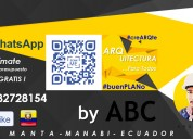 Arquitectos machala | machala | 0982728154 abc architectural solutions