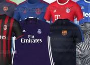 Modelos - fotografías - camisetas deportes