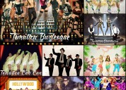 Shows, entretenimiento, modelos, hora loca, temÁticas, protocolo