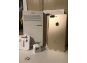 Venta original apple iphone 7 plus 256gb oro $200 dolares