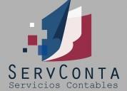 Servconta servicios contables y tributarios externos