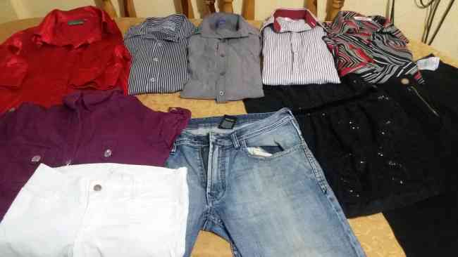 Compro ropa nacional y americana usada