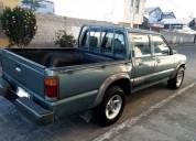 Camioneta mazda doble cabina b2200 modelo 98 en excelente estado, 0998002298