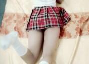 !!la colegiala autentica chica adolecente de 18 aÑitos cuerpo fresco sin marcas!! $35