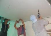 Servicio mantenimiento reparacion instalacion arreglo cortinas persianas cielo falso 0982444742