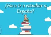 Servicios para estudiante extranjero