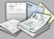 Hacemos trabajos de imprenta facturas baratisimo 0994818518