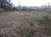 Vendo lote de terreno
