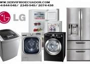 Reparaciones de lavadoras secadoras refrigeradoras calefones con garantia 098*385 *4925