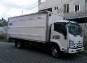 Alquiler de camiones para cargar tarimas de eventos