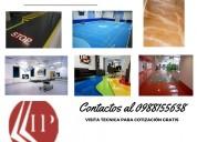 pisos de revestimiento epoxicos interiores y exteriores