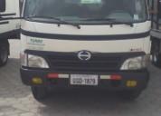 Vendo camión hino año 2012