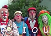 50$ fiestas infantiles quito payasos mimo mago inflables saltarines hora loca !!show super divertido