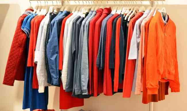 Compro ropa Americana