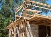 Maestro,construcción y remodelación casas en madera, hormigon