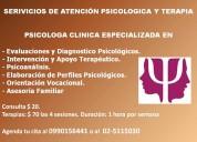 Consultorios psicológicos - psicología integral - apoyo y asesoría psicológica