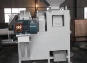 Prensa meelko hacer carbón en briquetas 4 toneladas