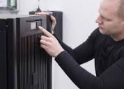 Servicio técnico para ups. mantenimiento preventivo y correctivo. soporte 24x7. whatsapp 0981412606