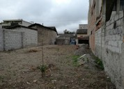 Vendo terreno de 300 m2 en el centro de cotacachi