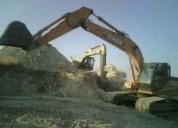 Necesito excavadoras de 312 o 320