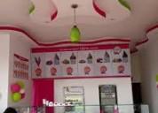 Vendo franquicias de heladeria - negocio muy rentable