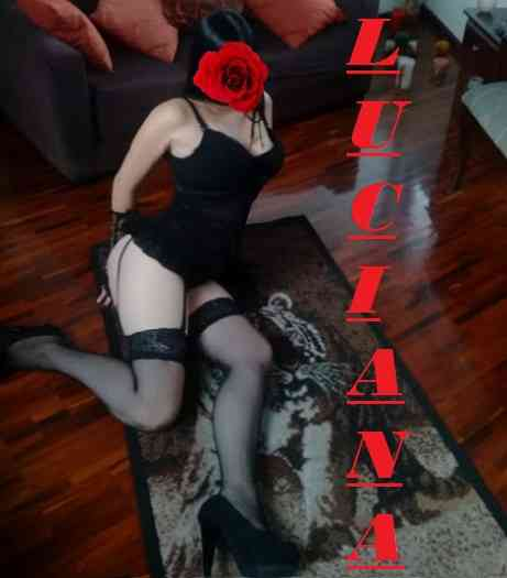 exotica y compalciente luciana.. bien caliente.. la pasaremos divino!! 0997572393