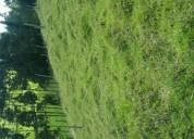 Vendo terreno en pintag a $13,20 m2