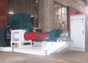 Extrusora para alimento de perros 1800-2000kg/h 132kw