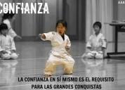 karate do-defensa personal clases a domicilio