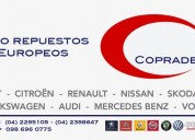 Repuestos europeos para nissan guayaquil - quito copradecsa tel.(04) 2295105 / 2398647