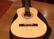 Guitarra nueva con forro