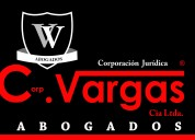 Vargas law center abogados s.a.