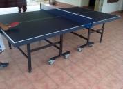 Mesas de ping pong nuevas